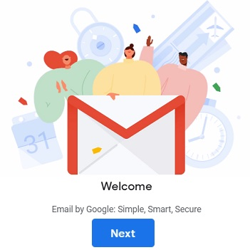 Account on Gmail 9