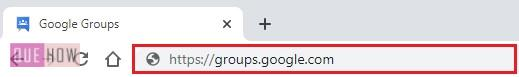 CREATE A GROUP IN GOOGLE -1