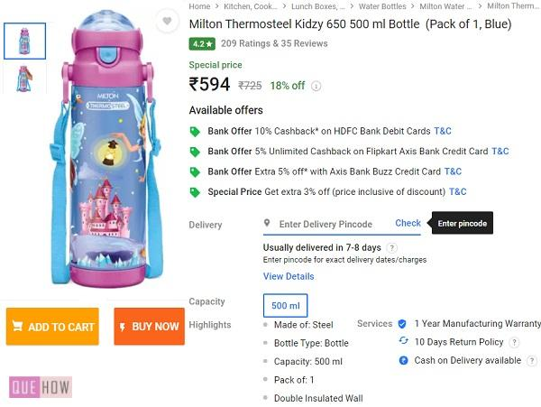 How to Buy things from Flipkart 4