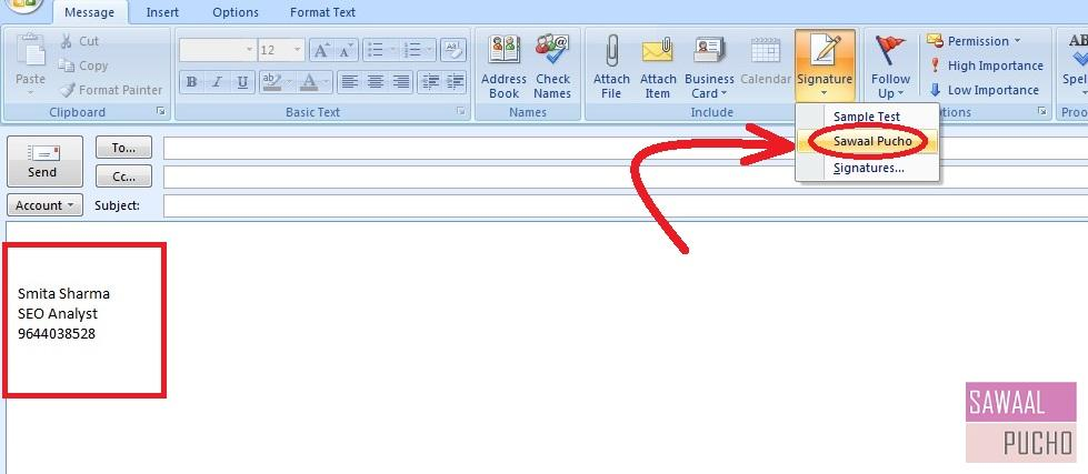How-to-Put-Signature-Outlook 2007-step3