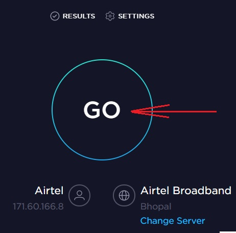 How to test internet speed 2