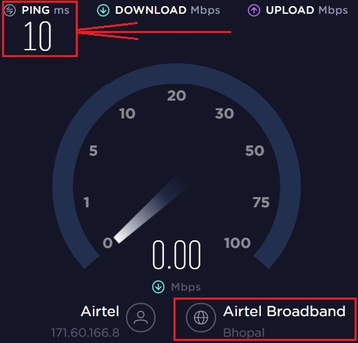 How to test internet speed 3