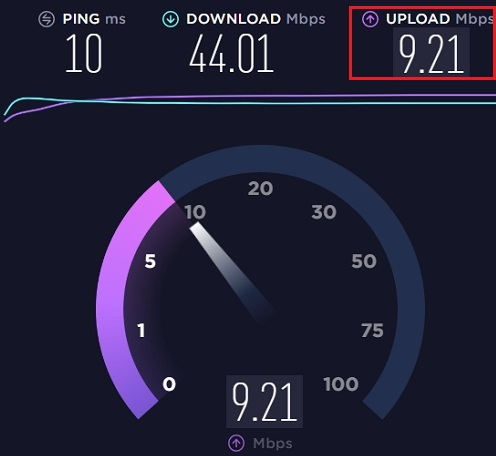How to test internet speed 5