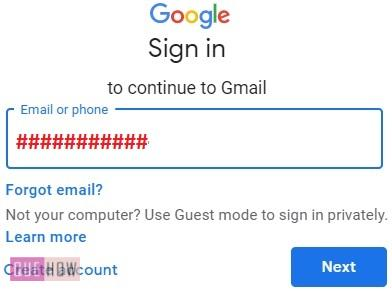 delete all mails in Gmail - 1