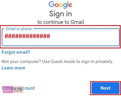 enable & disable chat in Gmail 1