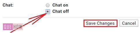 enable & disable chat in Gmail 9