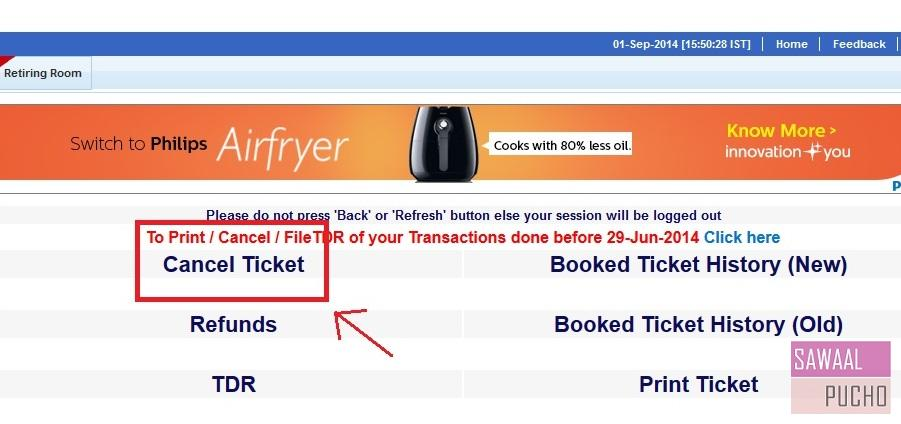 how-to-cancel-train-ticket-IRCTC-step3