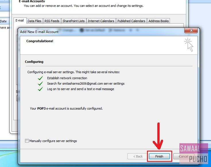 microsoft outlook 2010 configuration step by step pdf