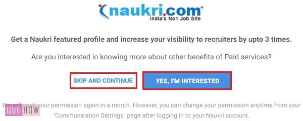register on naukri.com 7