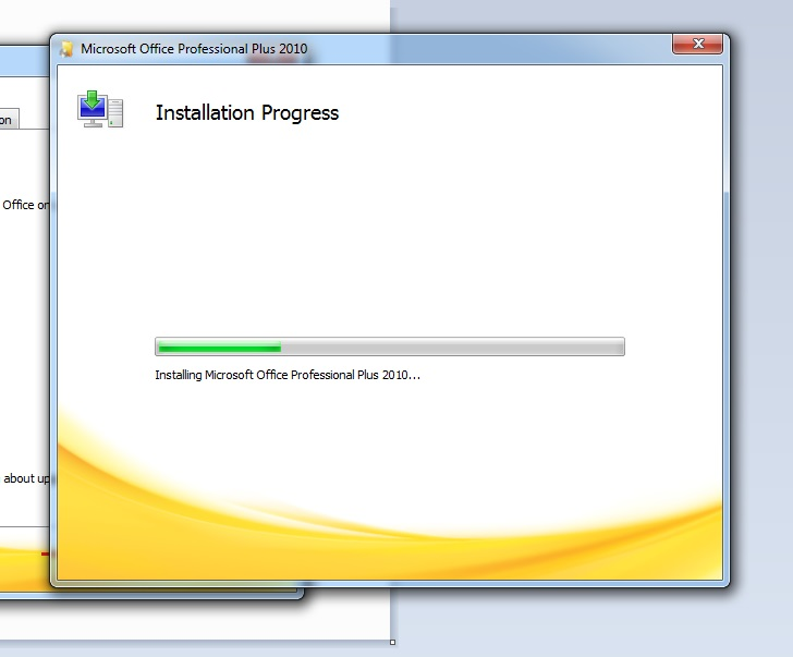 install ms office 2010 without removing 20072003 step5
