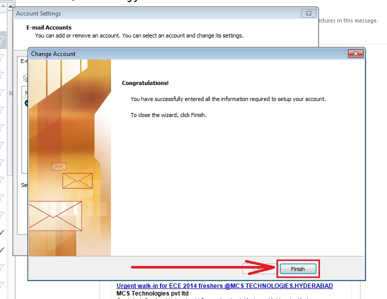how-to change-name-outlook 2010-step6