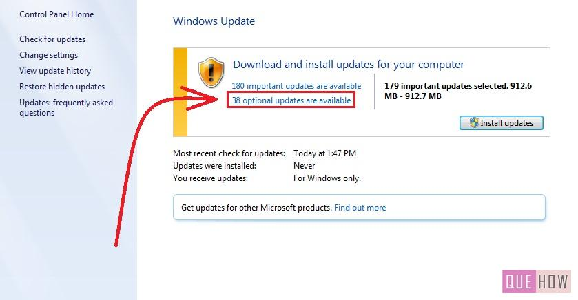 how to install language pack windows 7 step5