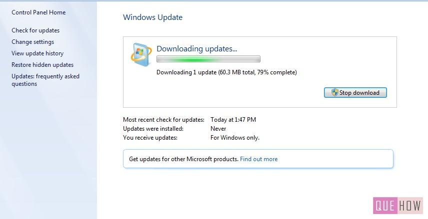 how to install language pack windows 7 step9