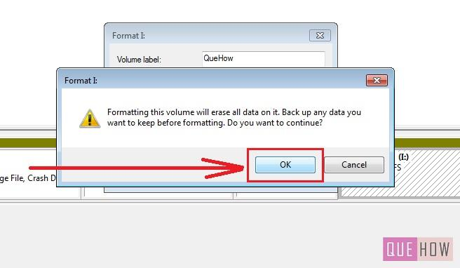 how to make disk partition in windows 7 after installation step13