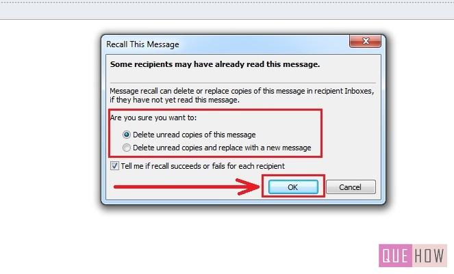 how-to-recall-email-outlook 2010-step7