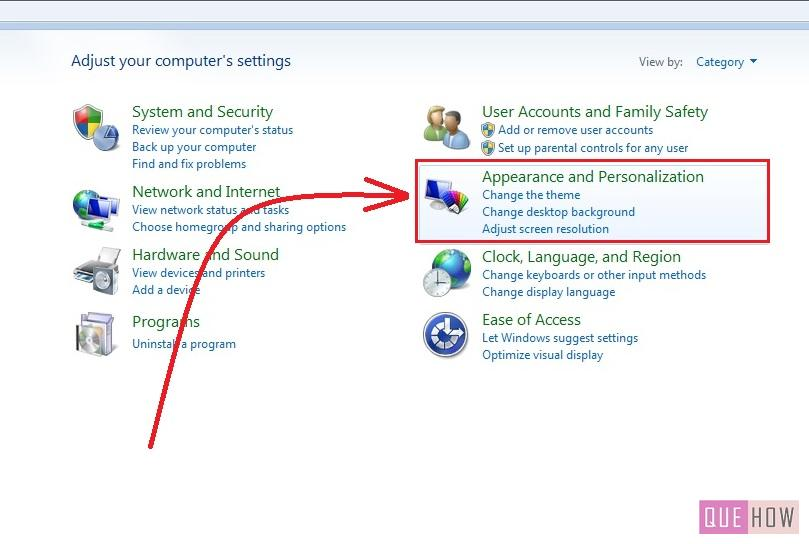 how to show hidden files in windows 7 step2