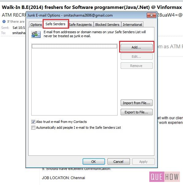 how-to-whitelist-outlook 2010-step4