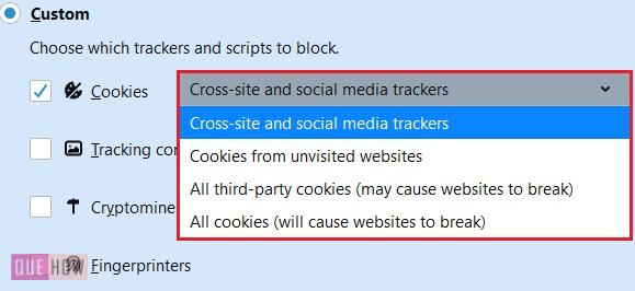 Disable-cookies-in-Firefox-4.1