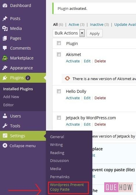 how-to-disable-click-on-wordpress-using-plugin-step-7