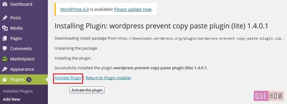 how-to-disable-click-on-wordpress-using-plugin-step5