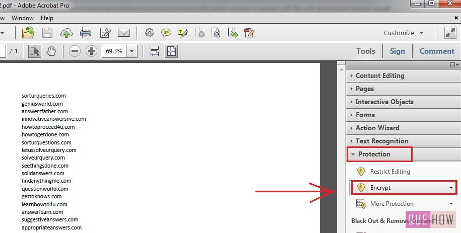 Can you make pdf read only file