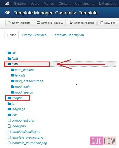 how to edit a template in joomla 3.x-step5