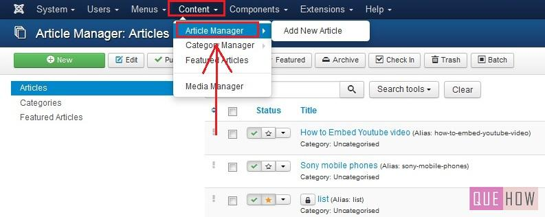 how to embed google map in joomla website-step6