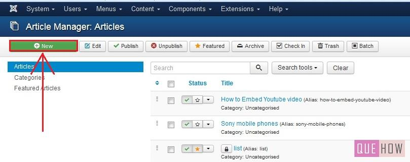 how to embed google map in joomla website-step7