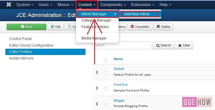 how to embed youtube video in joomla-step7