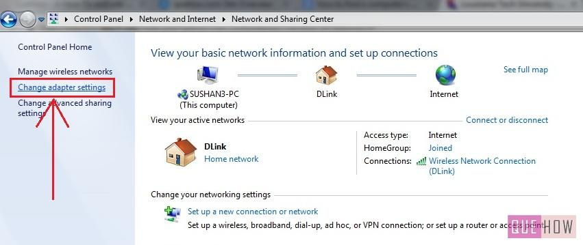 how to connect one computer to another on a mac