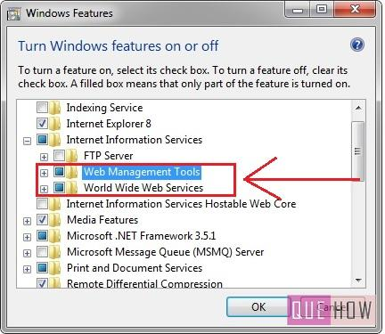 how to install iis on windows 7-step5