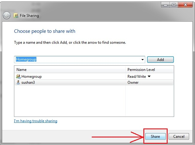 how-to-share-a-folder-in-windows-7-step4