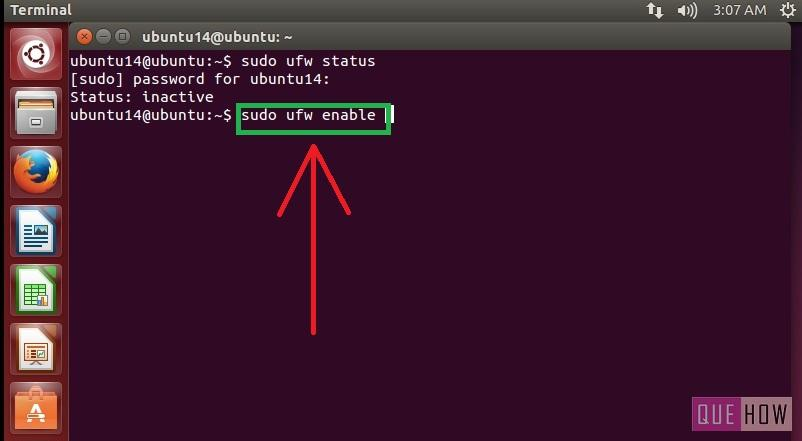 How-to-enable-and-disable-firewall-in-Ubuntu-step3