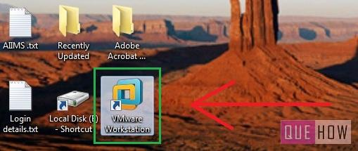 How to install Vmware Workstation in Windows7-step13