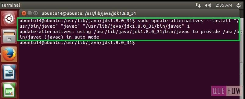 How to Download and Install Oracle Java in Ubuntu (with images) - QueHow