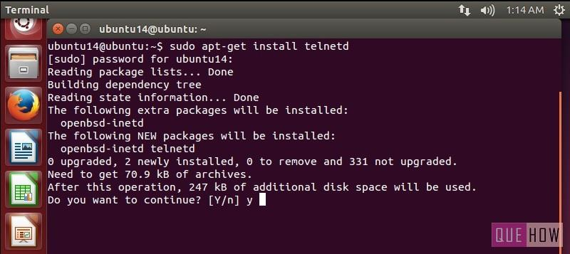 how-to-install-telnet-in-ubuntu-step2
