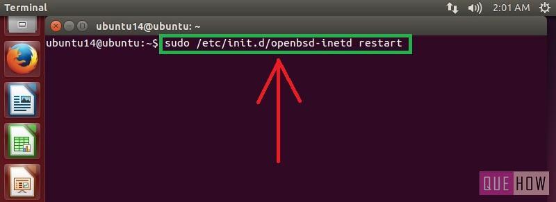 install telnet debian