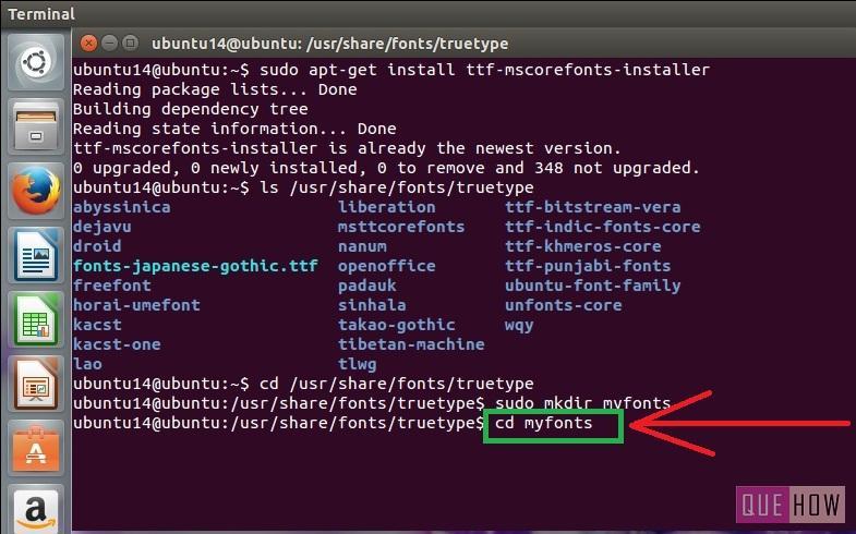 How-to-install-TrueType-fonts-in-Ubuntu-using-Terminal-step6