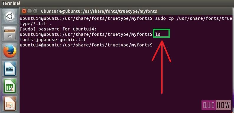 How-to-install-TrueType-fonts-in-Ubuntu-using-Terminal-step8