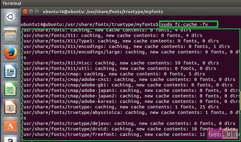 How-to-install-TrueType-fonts-in-Ubuntu-using-Terminal-step9