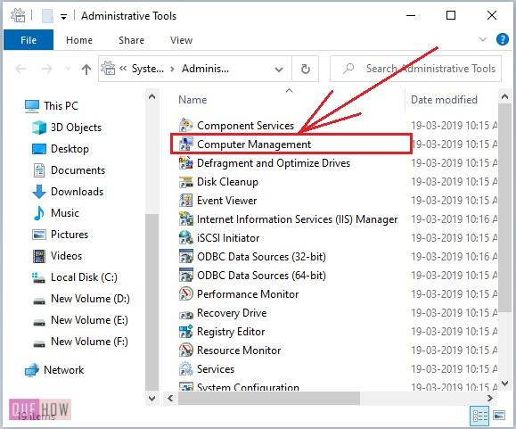 Change a Drive Letter in Windows 10-4