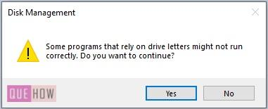Change a Drive Letter in Windows 10-9