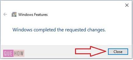 Install IIS on Windows 10 - 7