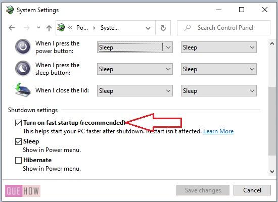 Reduce BootTime in Windows -11
