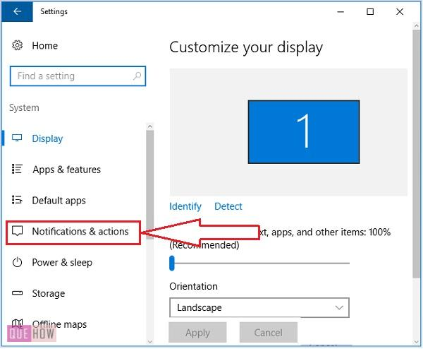 Configure-action-center-tools-in-windows-10-3