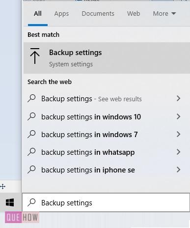 Create System Image Backup in Windows 10-1