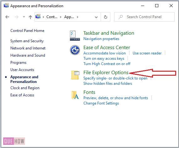 Show Hidden Files in Windows 10-5