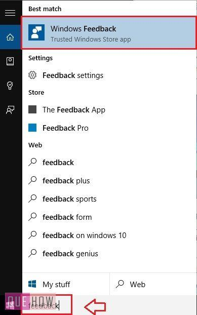 How-to-send-feedback-to-Microsoft-in-windows-10
