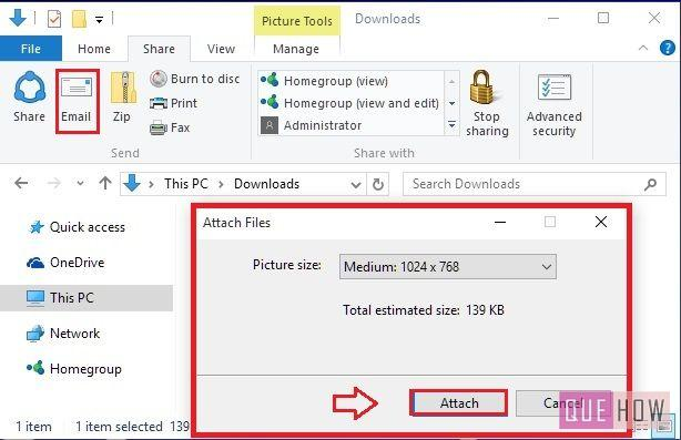 How-to-use-share-tab-in-windows-10