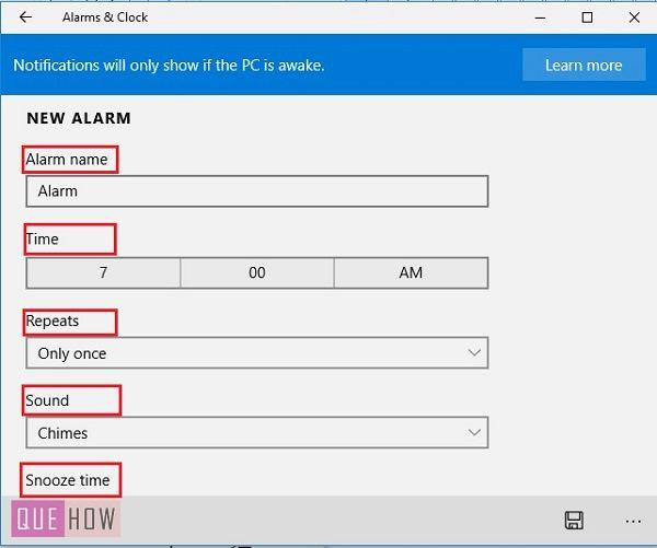 how to set time in windows 10